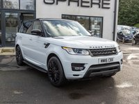 USED 2016 LAND ROVER RANGE ROVER SPORT 3.0 SDV6 HSE DYNAMIC 5d AUTO 306 BHP
