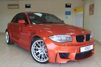 2011 BMW 1 SERIES 3.0 M 2d 340 BHP £38995.00