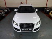 2011 AUDI Q5 2.0 TDI QUATTRO S LINE SPECIAL EDITION 5d AUTO £12500.00