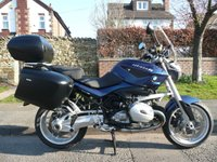 2010 BMW R SERIES 1170cc R 1200 R  £5295.00