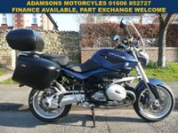 USED 2010 10 BMW R SERIES 1170cc R 1200 R  Full BMW History,12 month MOT,Great Spec,Panniers,Top Box,ESC,ABS,Heated Grips
