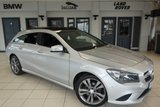 USED 2016 16 MERCEDES-BENZ CLA 2.1 CLA 200 D SPORT 5d 134 BHP FINISHED IN STUNNING POLAR SILVER WITH ARCTIC BLACK CLOTH SEATS + SUN FOOF + BLUETOOTH + 18 INCH ALLOYS + £30 ROAD TAX + 1 OWNER + CRUISE CONTROL + PARKING SENSORS