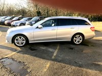 USED 2011 11 MERCEDES-BENZ E-CLASS 2.1 E220 CDI BLUEEFFICIENCY AVANTGARDE ESTATE, 7 SEATS, SUNROOF  7 SEATER, GLASS SUNROOF, FULL HEATED LEATHER, PRIVACY