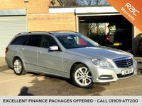 USED 2011 11 MERCEDES-BENZ E CLASS 2.1 E220 CDI BLUEEFFICIENCY AVANTGARDE ESTATE, 7 SEATS, SUNROOF  7 SEATER, GLASS SUNROOF, FULL HEATED LEATHER, PRIVACY