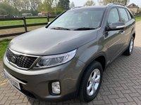 USED 2013 13 KIA SORENTO 2.2 CRDI KX-1 5d 194 BHP