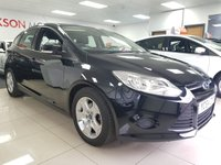 USED 2014 64 FORD FOCUS 1.6 EDGE TDCI 115 5d+BLACK+LOW INSURANCE+£20 YEAR TAX+
