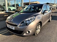 2011 RENAULT SCENIC 1.5 EXPRESSION DCI EDC 5d AUTO 110 BHP £4995.00
