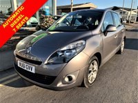 USED 2011 61 RENAULT SCENIC 1.5 EXPRESSION DCI EDC 5d AUTO 110 BHP