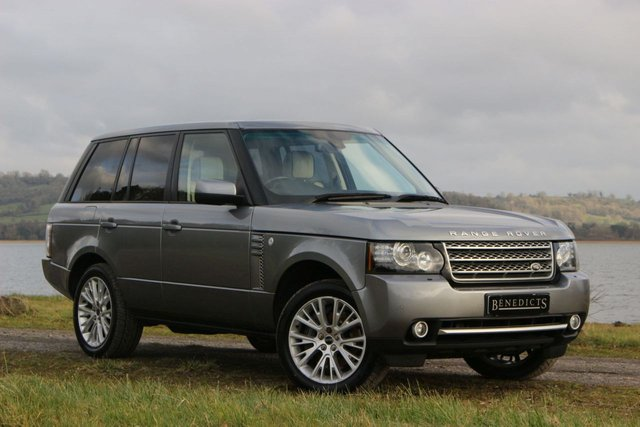 2012 62 LAND ROVER RANGE ROVER 4.4 TDV8 WESTMINSTER 5d AUTO 313 BHP