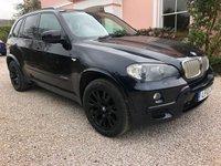 2010 BMW X5 3.0 XDRIVE35D M SPORT 5d AUTO 282 BHP £SOLD