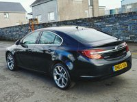USED 2013 63 VAUXHALL INSIGNIA 2.0 SE CDTI ECOFLEX S/S 5d 138 BHP BUY NOW, PAY NOTHING FOR TWO MONTHS
