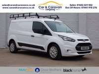 USED 2015 65 FORD TRANSIT CONNECT 1.6 240 TREND P/V 1d 114 BHP One Owner Full Ford History Buy Now, Pay Later Finance!