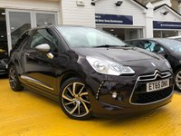 USED 2016 65 DS DS 3 1.2 PURETECH DSTYLE NAV S/S 3d 109 BHP COMES WITH 6 MONTHS WARRANTY