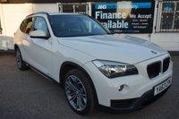 2014 BMW X1 2.0 XDRIVE20D SPORT 5d FSH-LEATHER-DAB-BTOOTH £10490.00
