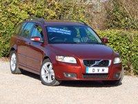 2008 VOLVO V50 2.0 SE D 5d 135 BHP £3670.00