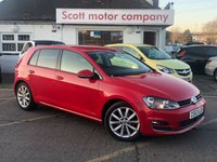 2013 VOLKSWAGEN GOLF 2.0 GT TDI Bluemotion Technology DSG Automatic Diesel £10999.00