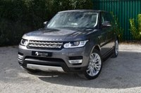 USED 2017 17 LAND ROVER RANGE ROVER SPORT 3.0 SDV6 HSE 5d AUTO 306 BHP PANORAMIC SUNROOF