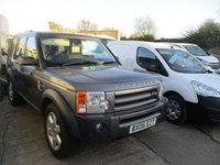 2006 LAND ROVER DISCOVERY 2.7 3 TDV6 190 BHP HSE 7 SEATER 5d AUTO SPORTS BOX  £SOLD