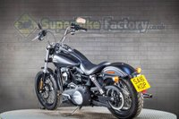 USED 2016 16 HARLEY-DAVIDSON DYNA FXDB 103 STREET BOB 1690  GOOD & BAD CREDIT ACCEPTED, OVER 600+ BIKES IN STOCK