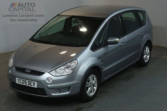 2009 FORD S-MAX 2.0 TDCi Zetec 5dr [140] Auto AIR COM 7 SEATER MPV AIR CONDITIONING 2 OWNER
