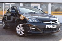 USED 2015 VAUXHALL ASTRA 1.6 DESIGN CDTI ECOFLEX S/S 5d 108 BHP COMES WITH 6 MONTHS WARRANTY