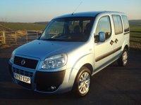 2007 FIAT DOBLO 1.9 JTD DYNAMIC 5d 120 BHP £1995.00