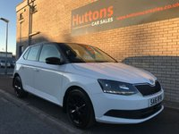 2016 SKODA FABIA 1.2 COLOUR EDITION TSI 5d 89 BHP £7495.00