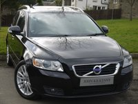 USED 2011 11 VOLVO V50 1.6 DRIVE SE LUX S/S 5d 113 BHP RELIABLE FAMILY ESTATE CAR** £0 ROAD TAX
