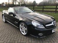 2010 MERCEDES-BENZ SL 3.5 SL350 2d AUTO 315 BHP £16450.00