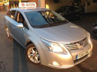 USED 2010 10 TOYOTA AVENSIS 1.8 TR  AUTOMATIC NAV ESTATE Rare Automatic with Nav