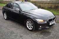 USED 2013 13 BMW 3 SERIES 2.0 316D ES 4d 114 BHP SERVICE HISTORY, 6 SPEED MANUAL, REAR PRIVACY GLASS, IDRIVE MEDIA PLAYER