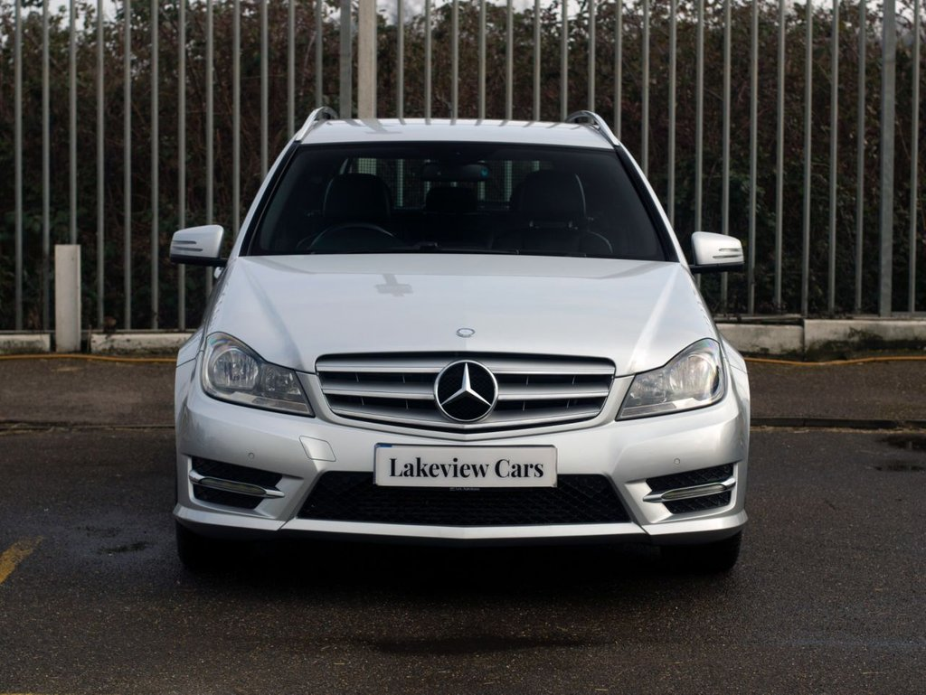 USED 2013 63 MERCEDES-BENZ C-CLASS 2.1 C250 CDI BLUEEFFICIENCY AMG SPORT 5d 202 BHP