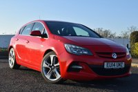 2014 VAUXHALL ASTRA 1.6 LIMITED EDITION 5d 115 BHP £5690.00