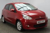 USED 2015 65 MITSUBISHI MIRAGE 1.2 ATTIVO 5DR 79 BHP NAV FREE ROAD TAX SERVICE HISTORY + FREE 12 MONTHS ROAD TAX + SATELLITE NAVIGATION + REVERSE CAMERA + HEATED SEATS + BLUETOOTH + PARKING SENSOR + CRUISE CONTROL + CLIMATE CONTROL + MULTI FUNCTION WHEEL + ELECTRIC WINDOWS + 15 INCH ALLOY WHEELS