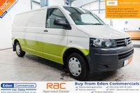 USED 2012 12 VOLKSWAGEN TRANSPORTER 2.0 T32 TDI 1d 102 BHP * AIR CON * LWB * LONG WHEEL BASE *