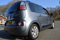 USED 2010 10 CITROEN C3 PICASSO 1.4 PICASSO EXCLUSIVE 5d 95 BHP
