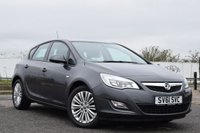 2011 VAUXHALL ASTRA 1.7 EXCITE CDTI 5d 108 BHP £4490.00