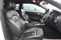 USED 2012 62 AUDI A5 2.0 TD Black Edition quattro 2dr DRIVE AWAY TODAY+FSH+QUATTRO!!