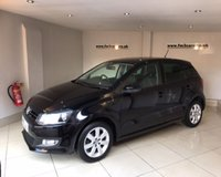 USED 2013 63 VOLKSWAGEN POLO MATCH EDITION