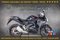 USED 2015 65 HONDA CBR125 - NATIONWIDE DELIVERY, USED MOTORBIKE. GOOD & BAD CREDIT ACCEPTED, OVER 600+ BIKES IN STOCK