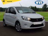 USED 2018 18 SUZUKI CELERIO 1.0 SZ3 5d 67 BHP With just 1100 miles this is practically a new car!!