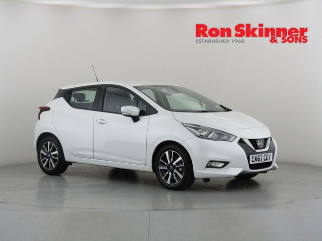 View our 2017 67 NISSAN MICRA 0.9 IG-T ACENTA 5d 89 BHP