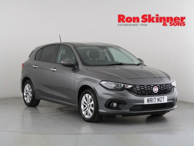 View our 2017 17 FIAT TIPO 1.4 T-JET EASY PLUS 5d 118 BHP