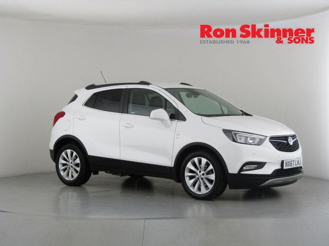 View our 2017 67 VAUXHALL MOKKA X 1.4 ELITE S/S 5d 138 BHP