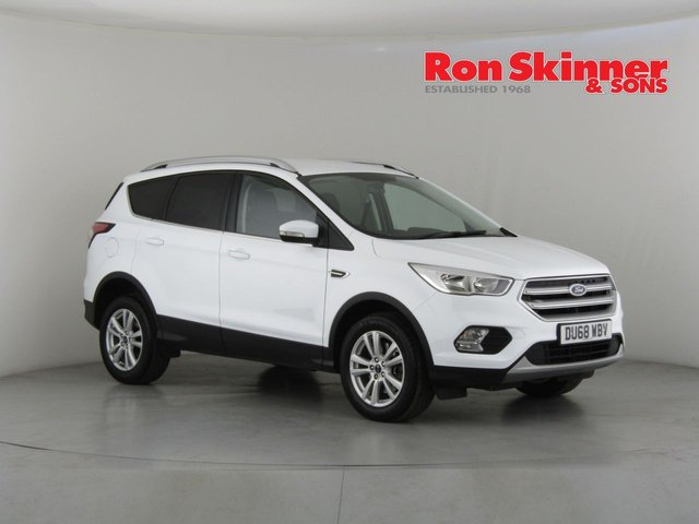 View our 2018 68 FORD KUGA 2.0 ZETEC TDCI 5d AUTO 118 BHP with Appearance Pack