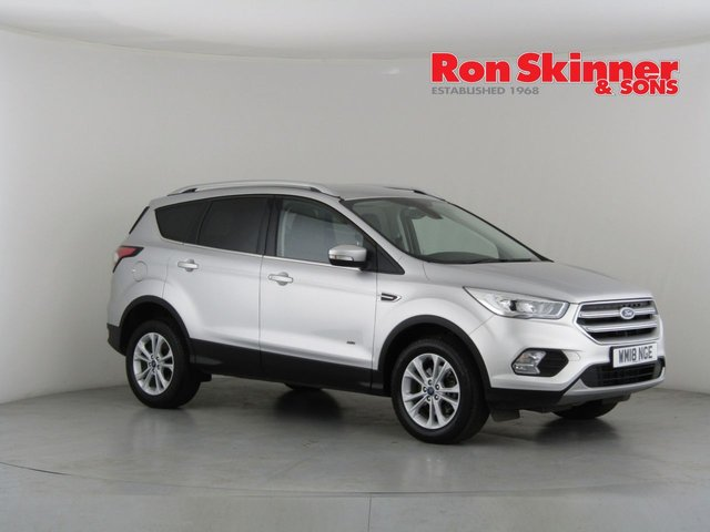 View our 2018 18 FORD KUGA 2.0 TITANIUM TDCI 5d 177 BHP with Appearance Pack