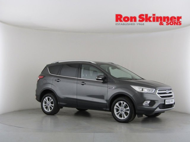 View our 2018 68 FORD KUGA 2.0 TITANIUM TDCI 5d 148 BHP with Appearance Pack