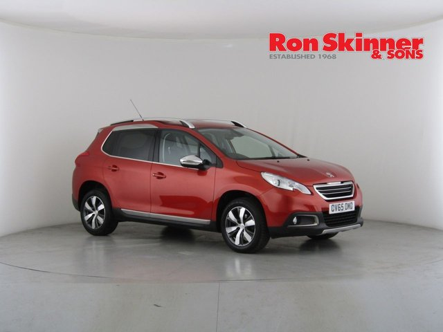 View our 2015 65 PEUGEOT 2008 1.6 BLUE HDI S/S ALLURE 5d 100 BHP