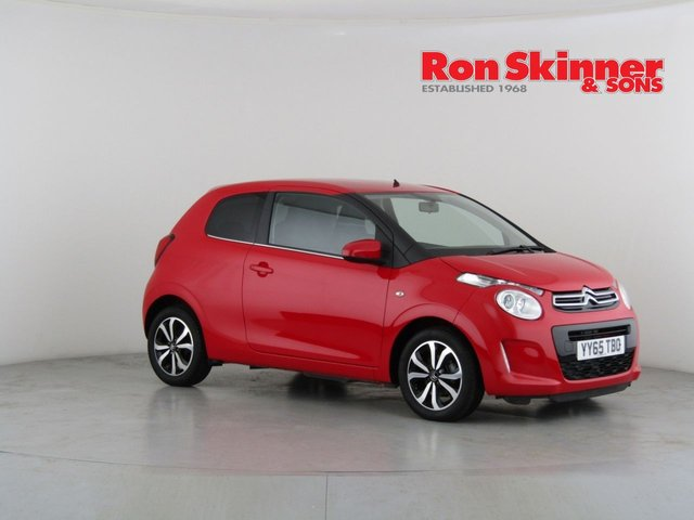 View our 2015 65 CITROEN C1 1.0 FLAIR S/S 3d 68 BHP