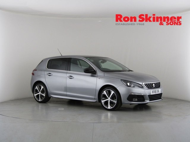 View our 2018 18 PEUGEOT 308 1.5 BLUE HDI S/S GT LINE 5d 129 BHP